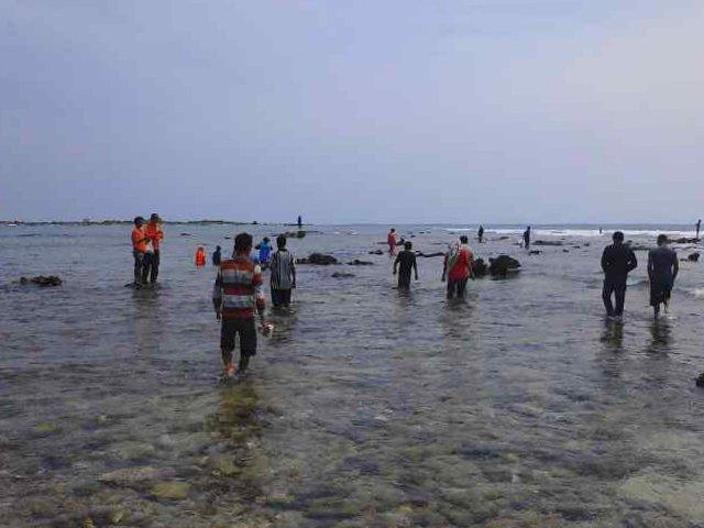 Basarnas Nias: Sudima Lase Kemungkinan Terbawa Arus Laut