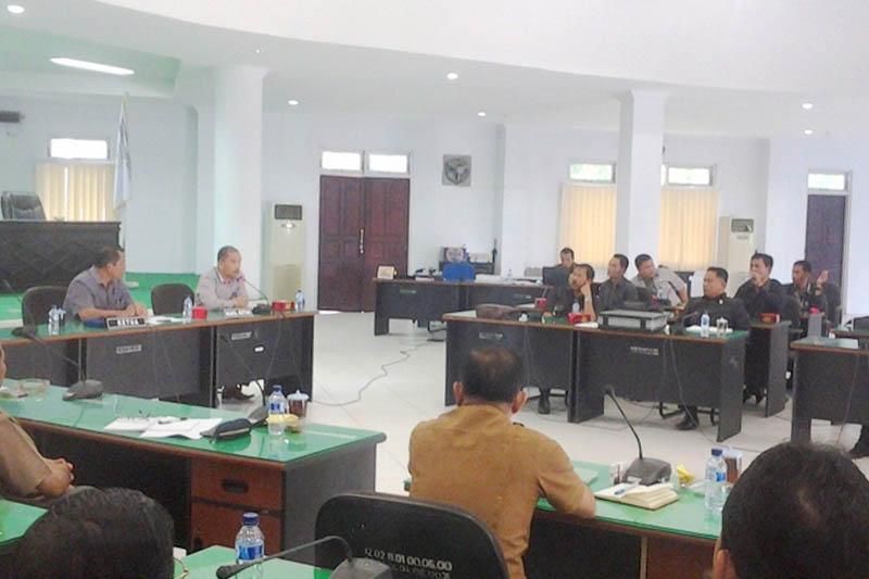 DPRD Nias Pertanyakan Pembengkakan Tagihan Listrik kepada PLN