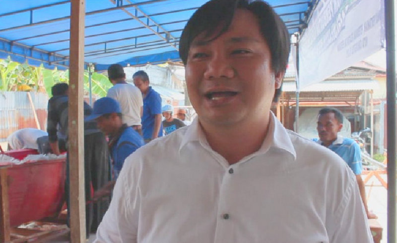 Nelayan Gunungsitoli Dilatih Membuat Kapal Motor Fiber