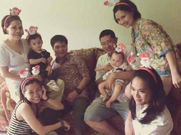Hilarius Duha & Keluarga