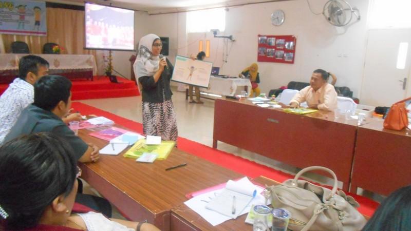 Cegah Pernikahan Anak, PKPA Cabang Nias Latih Para Guru