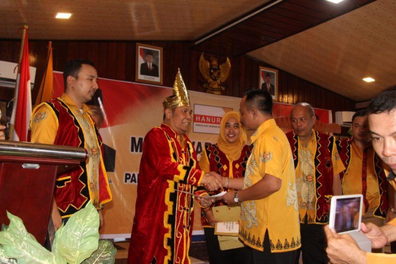 Partai Hanura Pilih Ketua DPC di Lima Daerah Se-Pulau Nias