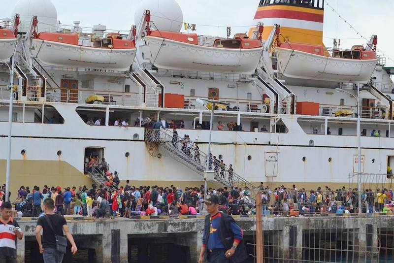 Stop Premanisme dan Calo Tiket di Pelabuhan Angin Kota Gunungsitoli