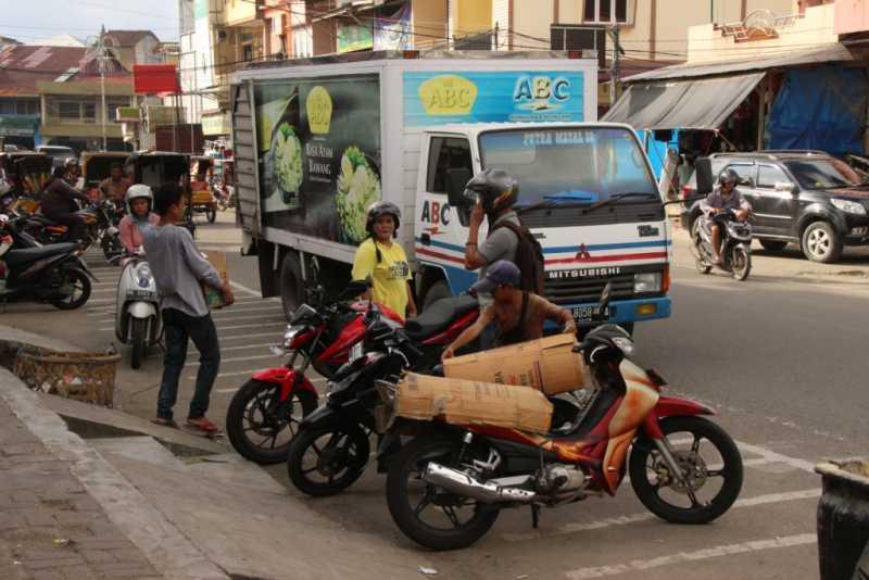 Polres Nias Diminta Tertibkan Pungli Parkir di Kota Gunungsitoli