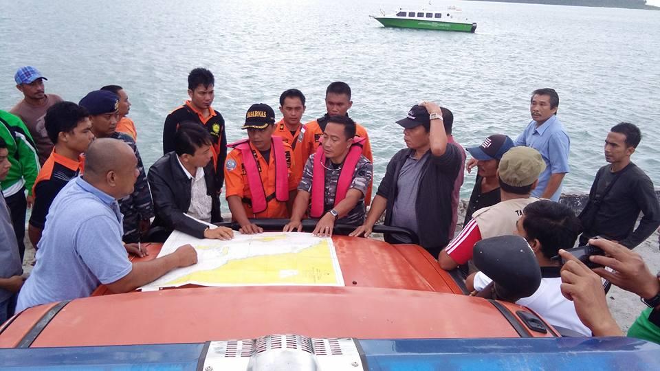 Tim SAR Gabungan Temukan Pdt Herman Baeha di Perairan Pulau Asu