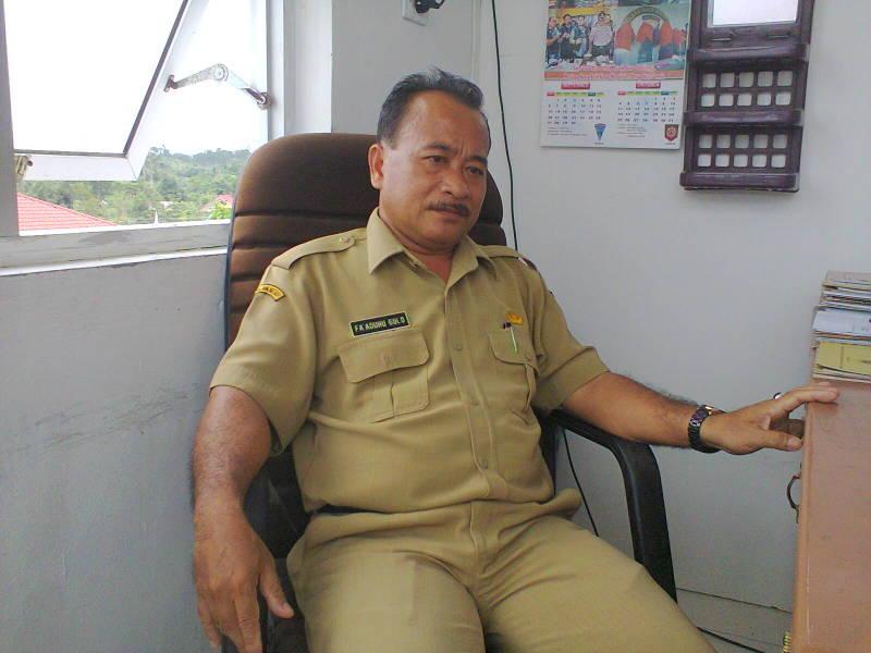 Fa'aduhu Gulö: Humas Tidak Mungkin Tahu Kegiatan SKPD Tanpa Koordinasi