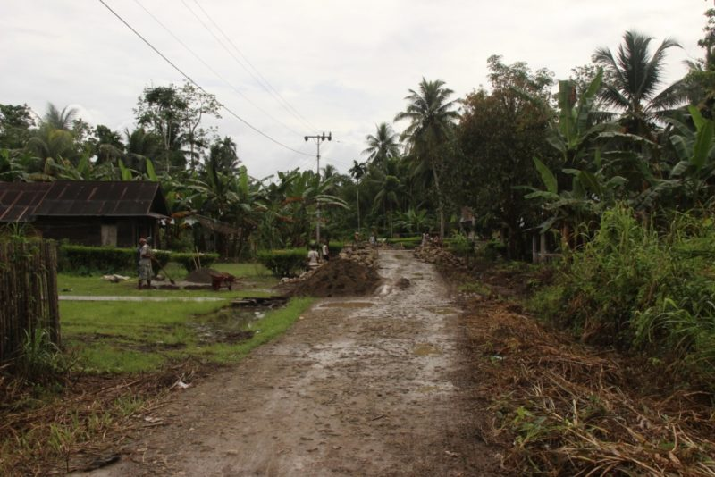 Pembangunan Kawasan Soziona Dimulai