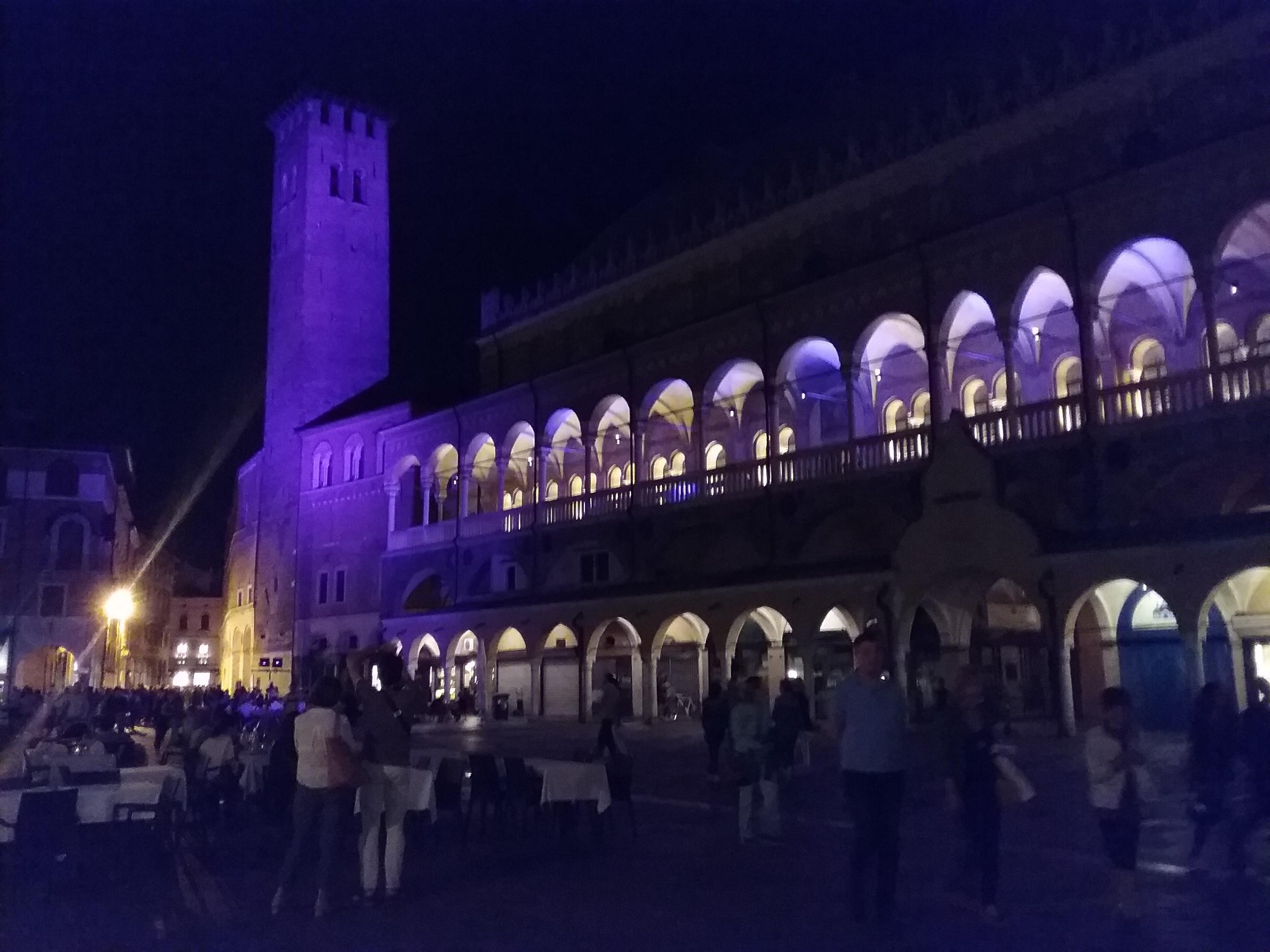 Suasana Kota Padova