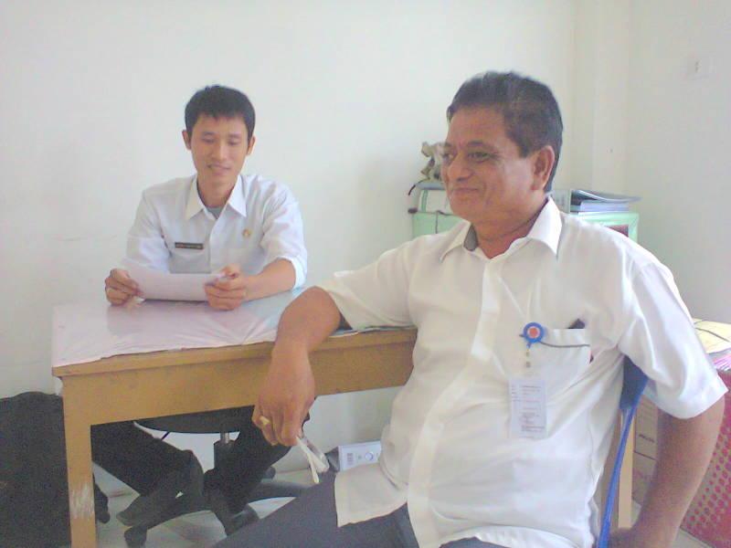 50 Warga Seniordi Nias Barat TerimaBantuan Kementerian Sosial