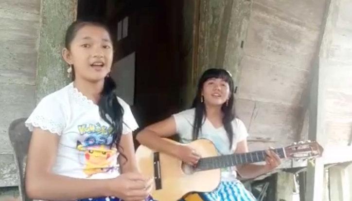 Suara Keren, Irda dan Trini Daeli Jadi Perbincangan di Media Sosial