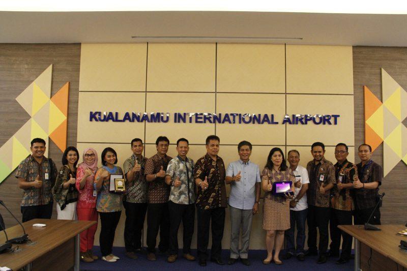 Akan Ada Videotron Khusus Nias Selatan di Bandara Kualanamu