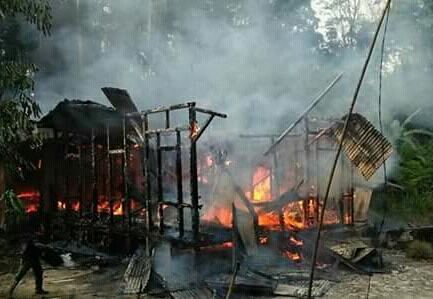 Menyedihkan! Kebakaran Rumah di Tumöri Tewaskan Dua Nenek