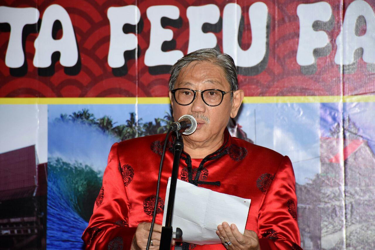 Himpunan Keluarga Tionghoa Nias Jakarta Doakan Kesejahteraan Tanö Niha