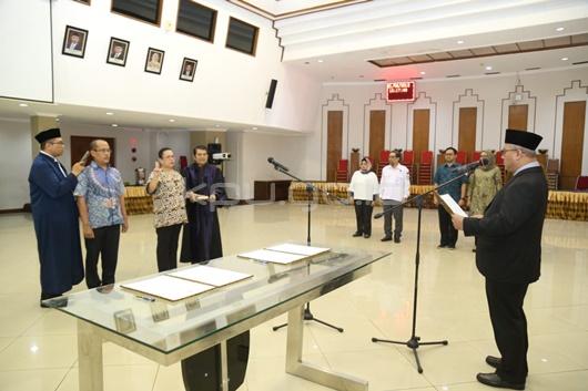 Dua Anggota Tim Seleksi Anggota KPU Sumut V Diganti
