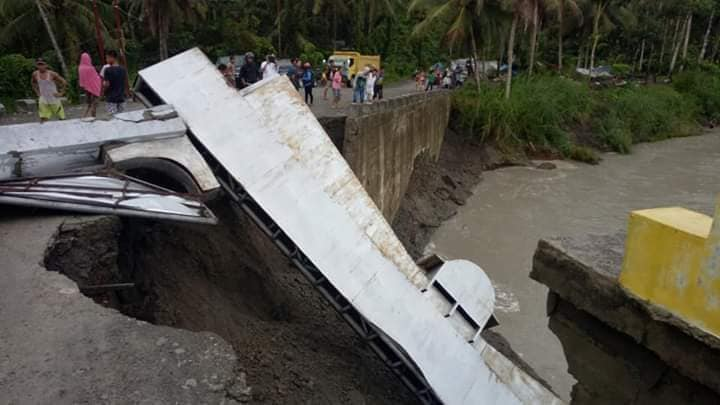 PMNBI Prihatin atas Kerusakan Jembatan Lahömi