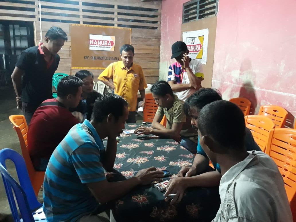 PAC Partai Hanura Gunungsitoli Selatan Sukses Gelar Turnamen Ludo