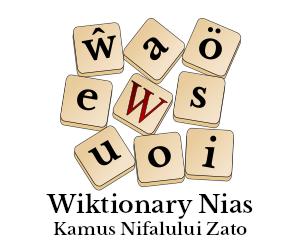 Logo kamus Nias