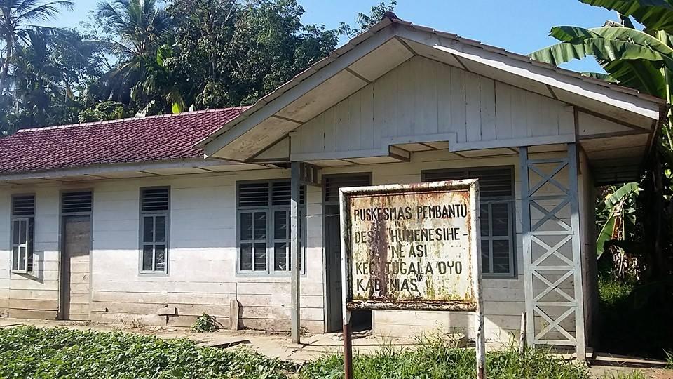Pelayanan Kesehatan di Pustu Desa Humene Sihene'asi Sangat Memprihatinkan